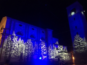 Sondrio, Natale 2018. Si attiva la Nuova Sosta