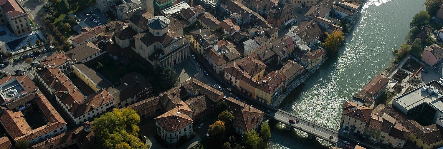 Copertina Seriate - Abaco SmartCities parcheggi