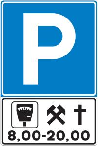 cartello via santa chiara