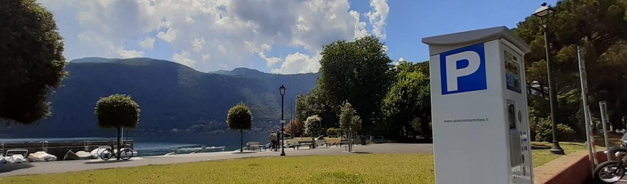 Parcometro località turistiche - Abaco Mobility