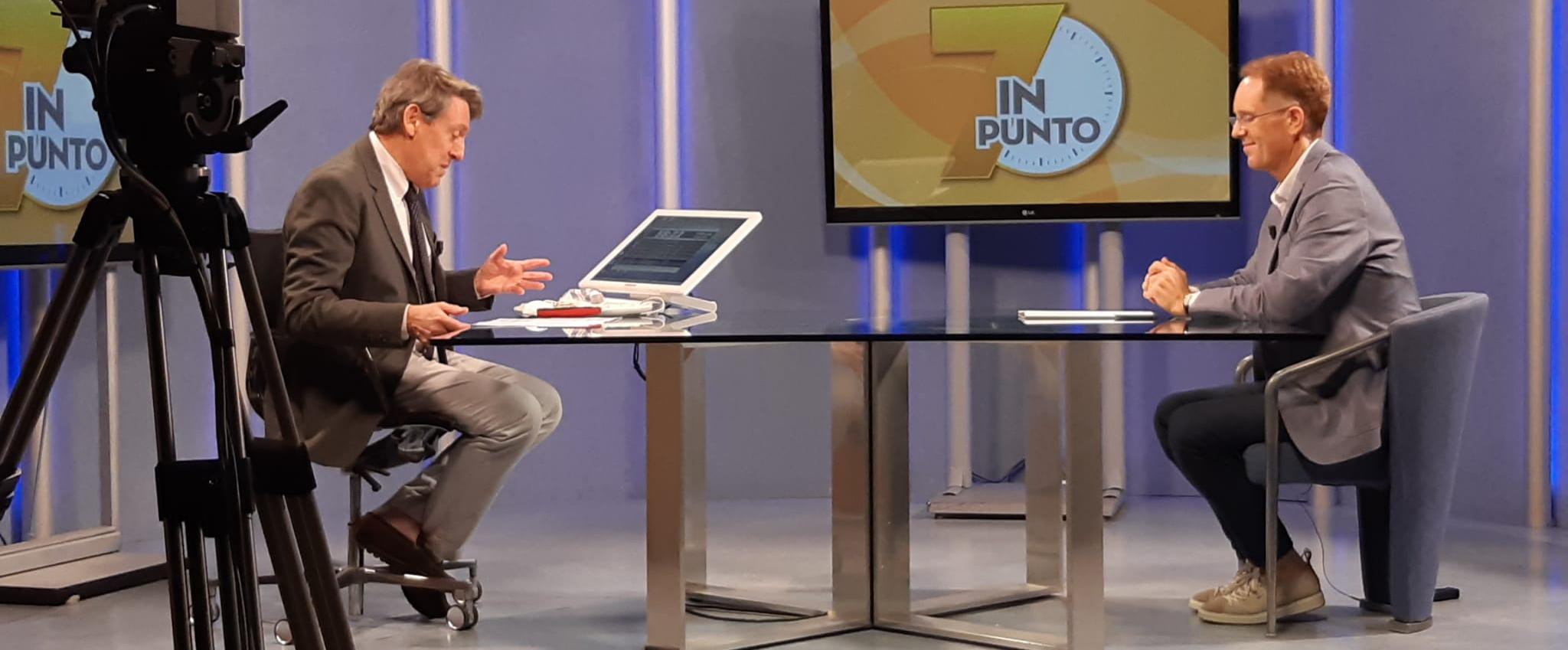 Copertina intervista Rossetto a TelePadova - Abaco Mobility